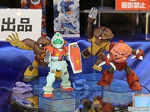 Gundam Serie MEC Saga Figur vol. 4 von allen vier Satz