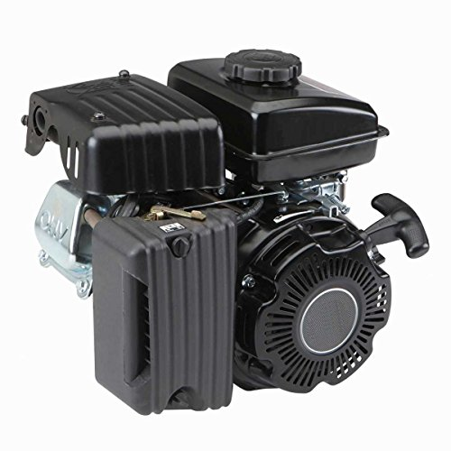 3 HP (79cc) OHV Horizontal Shaft Gas Engine EPA