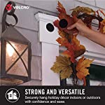 VELCRO Brand Industrial Fasteners Stick-On Adhesive | Professional Grade Heavy Duty Strength | Indoor Outdoor Use, 1 7… 16 Professional grade adhesive. Unmatched versatility. Ultimate tool for organization, mounting, hanging, storing and much more. Our tape will adhere to almost all surfaces! It is even water resistant. Use it indoor and outdoor. This Industrial Strength Sticky Back tape is designed for tough applications. Stronger adhesive, longer lasting and more durable than other brands