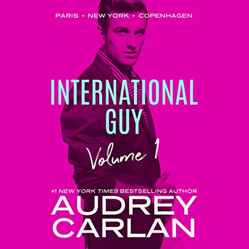 International Guy: Paris, New York, Copenhagen audiobook cover art