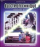Électrotechnique - Presses Université Laval - 01/10/2013