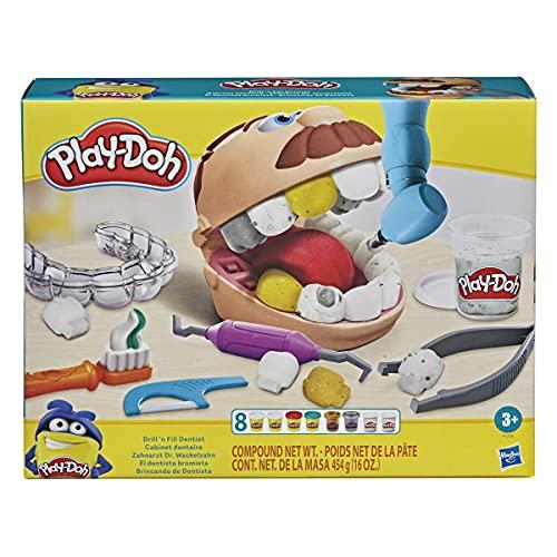 Plastilina Niños 2 Años Playdoh Botes Grandes Marca Play-Doh