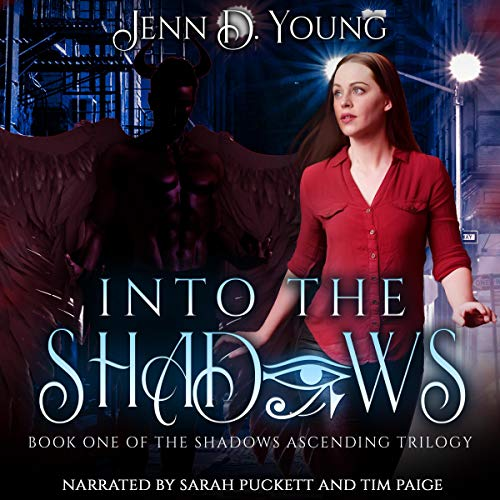 Into the Shadows  By  cover art