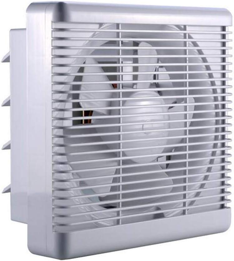 Ventilador Extractor silencioso silencioso para baño con Velocidad de Baja energía bidireccional: 1100r / min 8