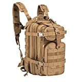 Small Military Tactical Backpack Army Assault Rucksack Pack Bug Out Bag