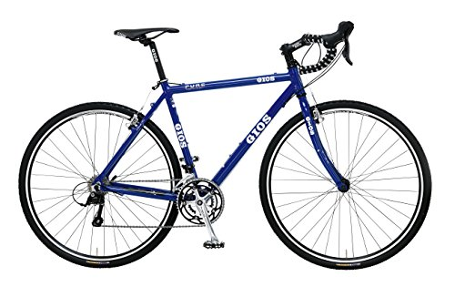 Unbekannt GIOS Erwachsene Fahrrad Pure Drop, Blue, 550