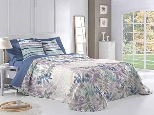 Fundeco - Bouti BAREY Cama 180 cm - Color Azul