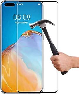 Lapinette Fullt Härdat Glas Kompatibelt med Huawei P40 Pro - Skärmskydd i Härdat Glas P40 Pro Fullt - 9H Force Glass - Ful...
