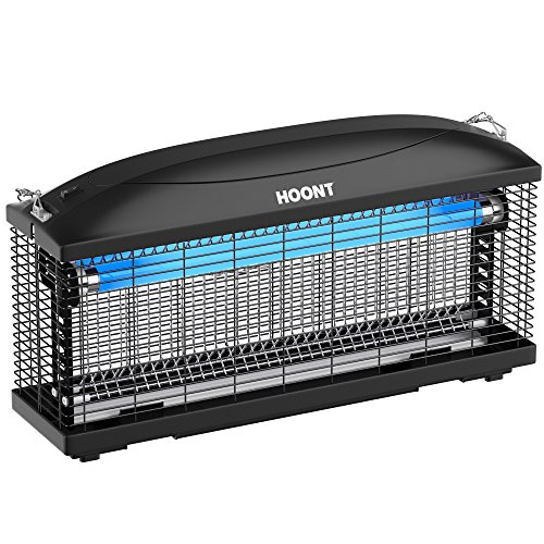 Hoont Powerful Electric Indoor Bug Zapper and Fly Zapper Catcher...