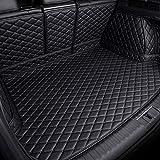 Alfombrilla Maletero Para BMW X6 2015 2016 2017 2018 2019, Cuero Coche Alfombrilla Protectora Para Transporte Seguro De Equipaje, ProteccióN Lateral, Antideslizante Accesorios