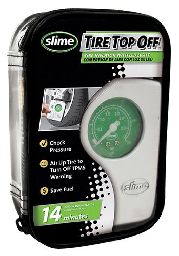 Slime 40020 Tire Top Off Inflator