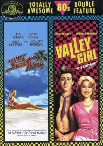 Sure Thing & Valley Girl [DVD] [Region 1] [US Import] [NTSC]