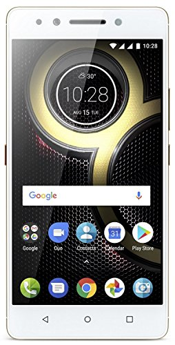 Lenovo K8 Note 4G LTE GSM Unlocked XT1902-3 Deca Core 2.3 Dual Rear Cam 5.5 (LTE AT&T Asia Africa Cuba Digitel Europe) (Fine Gold, 64GB)