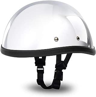 Eagle- Chrome- Daytona Helmets