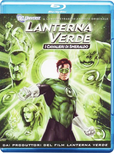 Lanterna verde - I cavalieri di smeraldo [Italia] [Blu-ray]