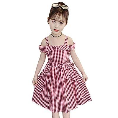 Mädchen Kleid Lila Rose
