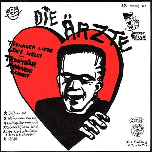 Die Ärzte – Zu schön um wahr zu sein /Vinyl, 7″, EP/ 1983/Schnick-Schnack-Tonträger – SS 003, EFA – 04203-01 - 2