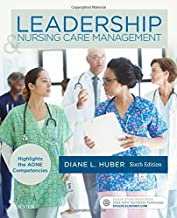 Best leadership and nursing care management 6th edition ebook Reviews