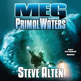 Meg: Primal Waters cover art
