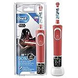Oral-B D100 KIDS cepillo dental personalizable con pegatinas intercambiables de Star Wars