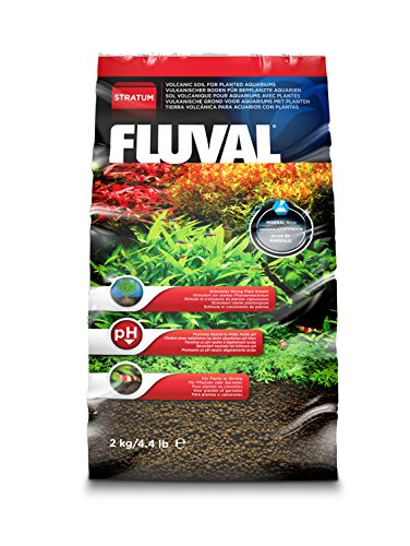 Fluval Plant and Shrimp Stratum, For Fish Tanks, 4.4 lbs., 12693