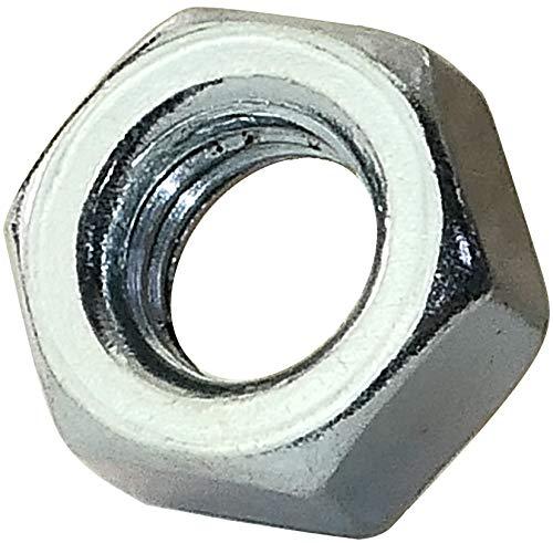 AERZETIX - Juego de 100 - Tuercas hexagonales 6 lados - Piezas...