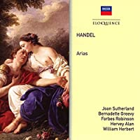 Handel Arias (2cd)