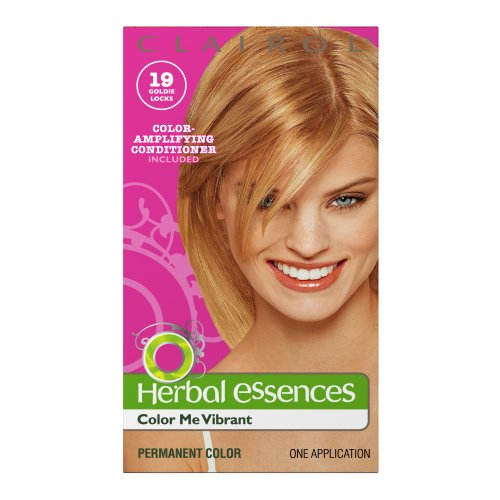 Clairol Herbal Essence Color, 019 Goldie Locks-medium Golden Blonde (Pack of 3)
