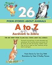 aardvark to zebra