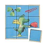 Beluga Juguetes 61002Tabaluga Cubo Puzzle , color/modelo surtido