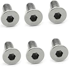 Alpha Rider Brake Disc Rotor Retaining Screws for Audi for VW/Volkswagen Pack of 6