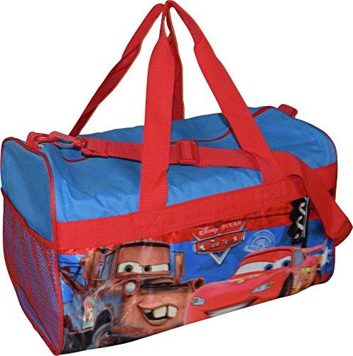 Cars Lighting McQueen 18' Carry-On Duffel Bag