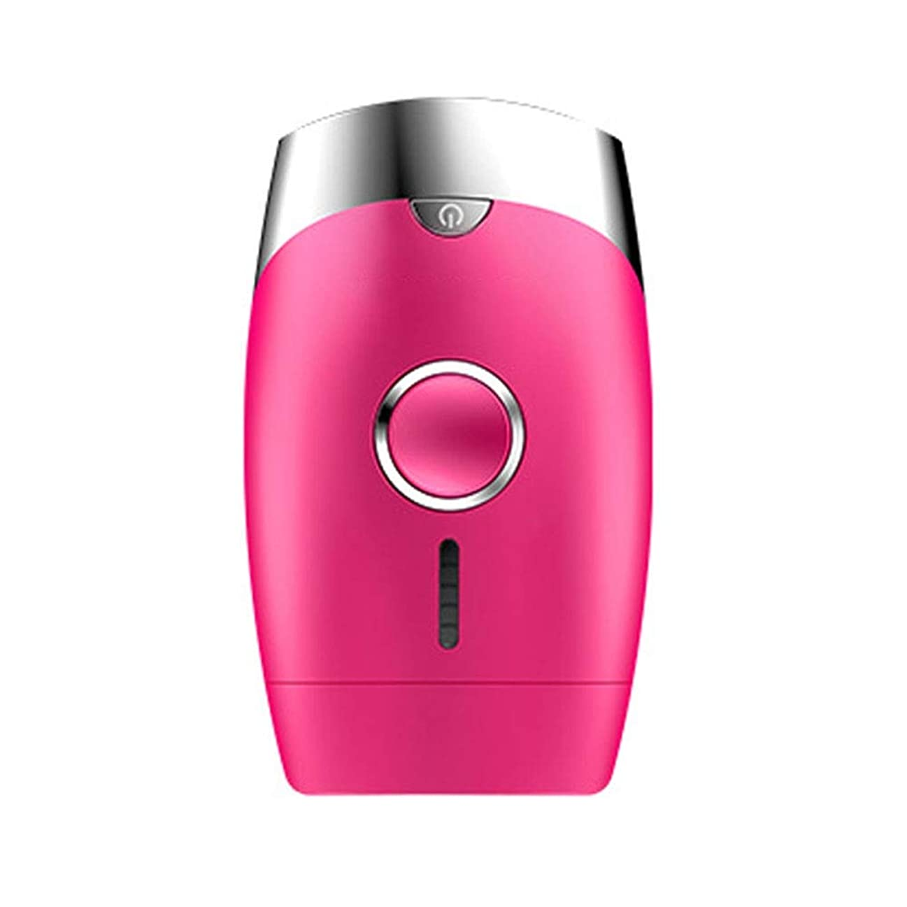 エミュレートする人に関する限り悪質なダパイ ピンク、5スピード調整、インテリジェント家庭用痛みのない凝固点ヘアリムーバー、シングルフラッシュ/連続フラッシュ、サイズ13.9 X 8.3 X 4.8 Cm U546 (Color : Pink)