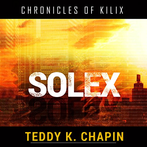 Solex audiobook cover art