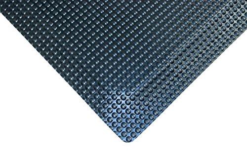 Reflex Anti-Fatigue Rhino No-Slip Mat, 3' x 20'Black