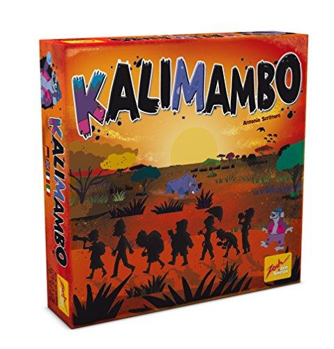 Zoch 601105008 - Kalimambo, Familienspiel
