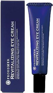 プラウドメン リバイタライジングアイクリーム 12g (グルーミング・シトラスの香り) 目元クリーム メンズコスメ 男性用化粧品