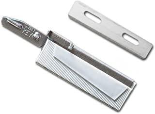 SUPPLY Single Edge Injector Blades (Pack of 20 Blades - Fits All Modern and Vintage Injector Razors)