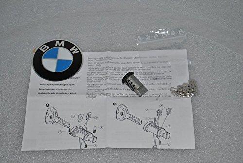 Original Codi erbares Candado Cilindro maletín Topcase 51257698202 R1200 R900 K1200 F750 F850 F650 gratis Chip de la compra