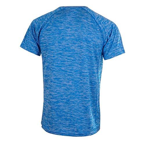 Siux Camiseta Special Azul Royal Vigore Logo Plata