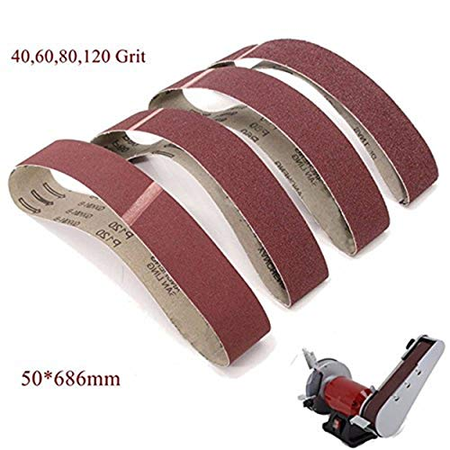 EsportsMJJ 50x686mm 40 60 80 120 korrel schuren riemen schuurmachine schuurgereedschap
