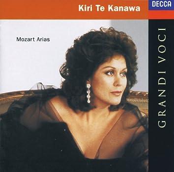 楽しい思い出はどこへ/キリ・テ・カワナ~モーツァルト:アリア集