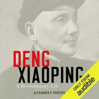 Deng Xiaoping audiobook cover art