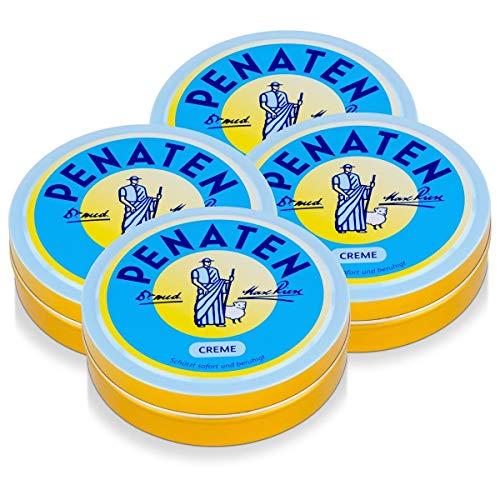 Penaten Creme, 150ml, 4er Pack (4 x 150ml)