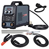 Amico ARC-160, Professional Stick Arc Lift-TIG Welding Machine, 80% Duty Cycle, 100-250V Wide Voltage Welder