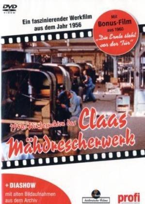 Wir besuchten das Claas-Mähdrescherwerk, DVD