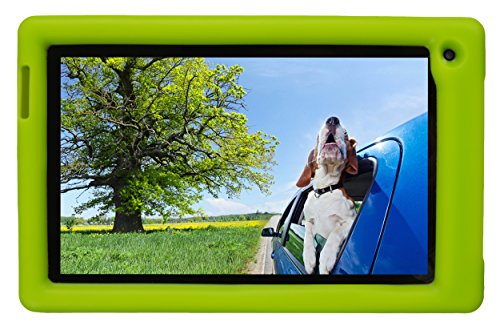 Azul BobjGear Carcasa Resistente para Tablet Samsung Galaxy Tab S2 9.7 Bobj Funda Protectora