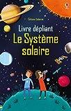 Le système solaire - Livre dépliant