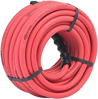"RMX Avagard - Premium Rubber Air Hose - 20% Lighter - 100% Rubber (1/4"" x 15') - AVG1415"