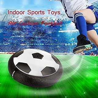 Gogokids Jouets denfants L/éviter Football Soccer Ballon de Football Rechargeable pour Enfants avec 2 Portes Entra/înement Sportif de Football Jeux dext/érieur Int/érieur pour gar/çons filles adultes